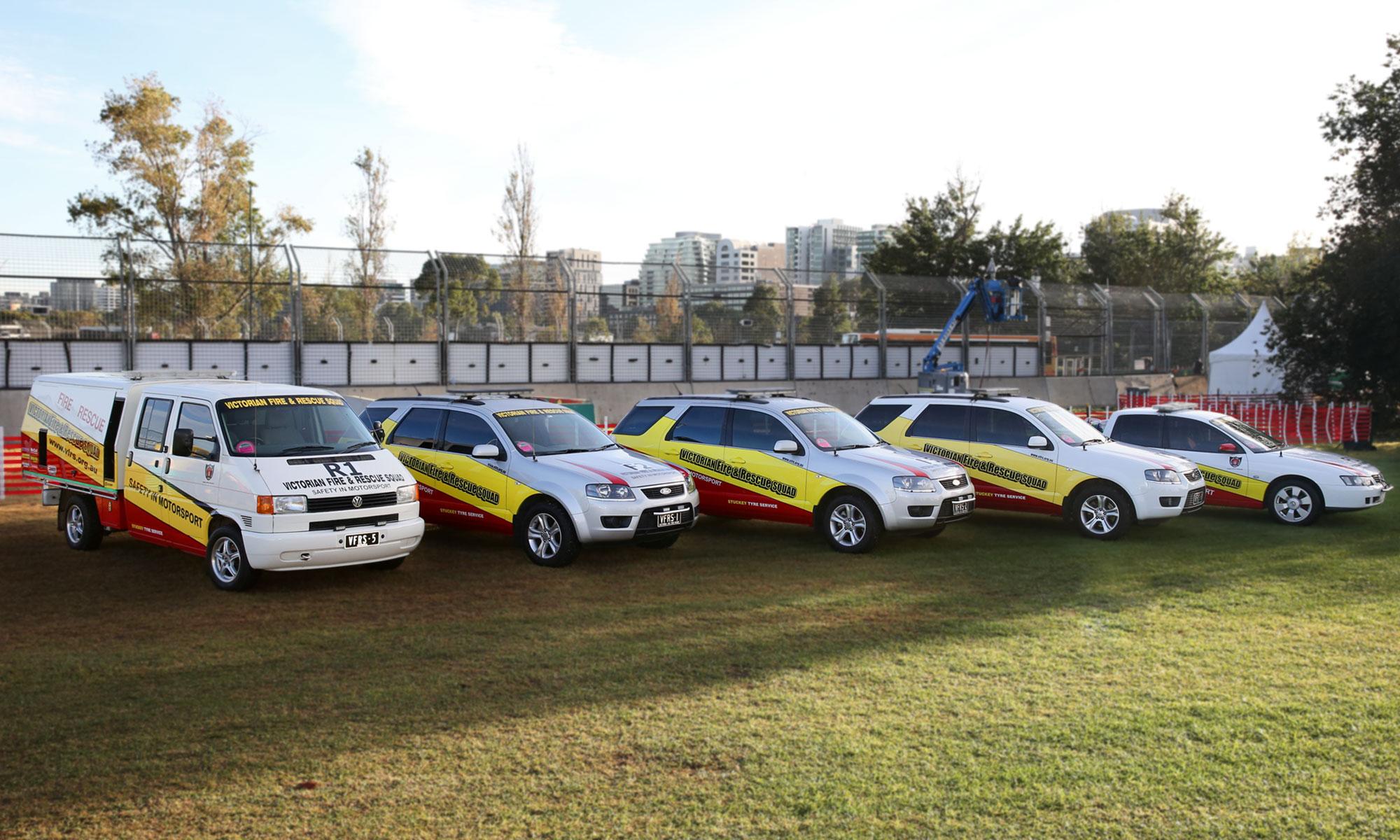 Victorian Fire & Rescue Squad